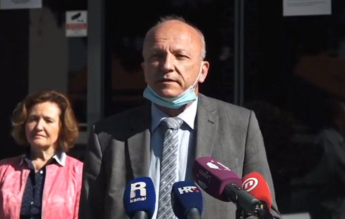 Vladimir Mićović: Stižu nove doze cjepiva, u ovom tjednu nadamo se 'obaranju rekorda'
