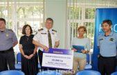 U OKU KAMERE 'Policajci-Riječki dečki 2020' – donirano 50.000 kuna za mališane u Dječjoj bolnici Kantrida