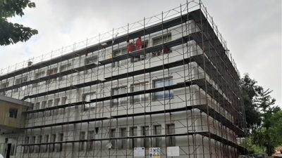 U OKU KAMERE Uskoro završava energetska obnova matuljske osnovne škole vrijedna više od 5 milijuna kuna