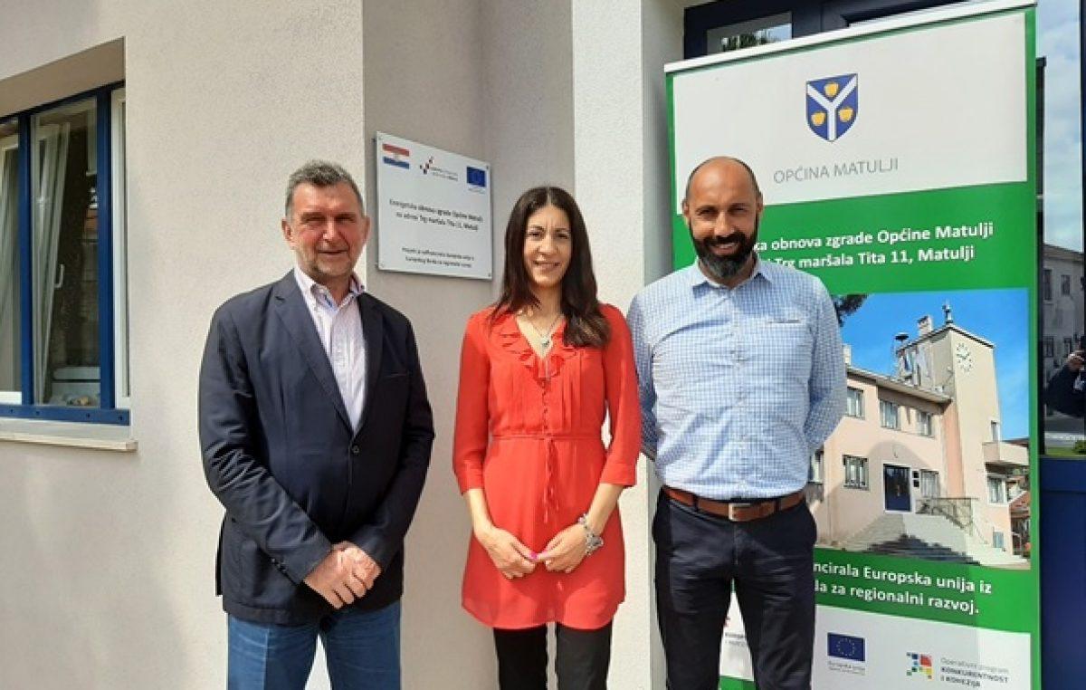 Završen projekt energetske obnove zgrade Općine Matulji vrijedan 3 milijuna kuna