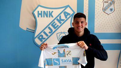 Niko Galešić potpisao za HNK Rijeka: 'Želim opravdati povjerenje na travnjaku'
