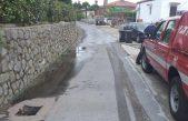 Zbog izlijevanja lož ulja privremeno je zatvorena Mornarska ulica @ Ičići