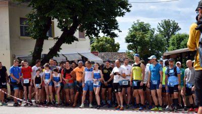 U OKU KAMERE Kastafski kros okupio stotinjak trkača, pobjednik na 13,5 km Zoran Žilić