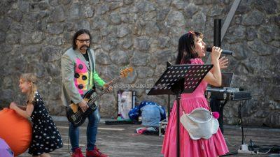 Kišni razdraganci razveselili Ljetnu pozornicu @ Opatija