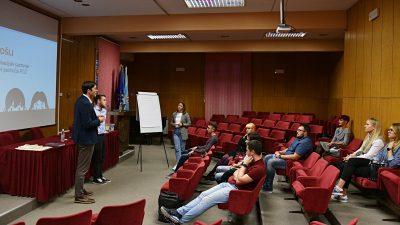 FOTO Koordinacija savjeta mladih s područja PGŽ održala drugu sjednicu @ Opatija