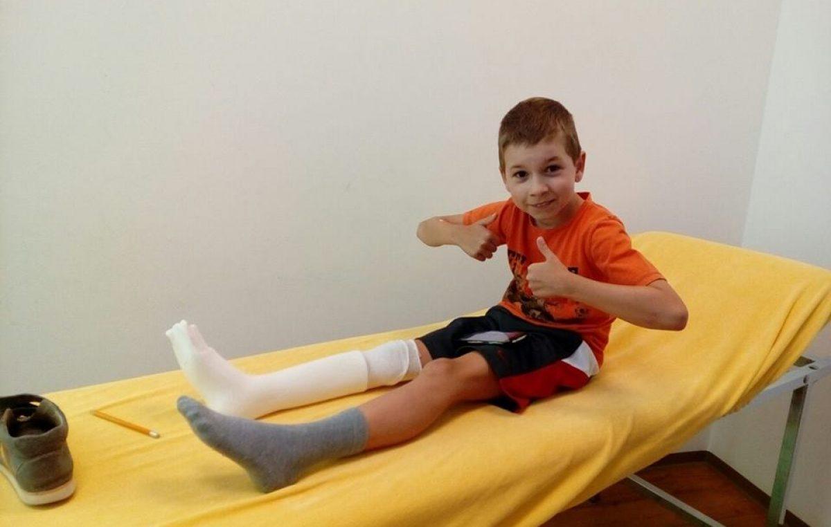 Majka Maura Baraka teško bolesnog dječaka iz Rijeke: Hrvatska brani mom djetetu liječenje koje mu daje najveće šanse