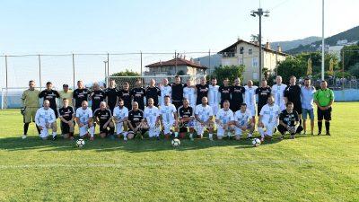 VIDEO/FOTO Veterani Rijeke i Opatije odigrali memorijalnu utakmicu u spomen na Gorana Brajkovića @ Opatija
