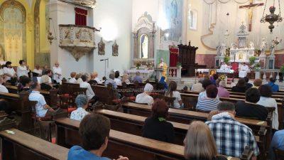 Župa sv. Ane Volosko slavi svoju nebesku zaštitnicu