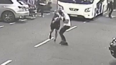 VIDEO Pogledajte što se dogodilo na parkingu između Grezda i Čolaka