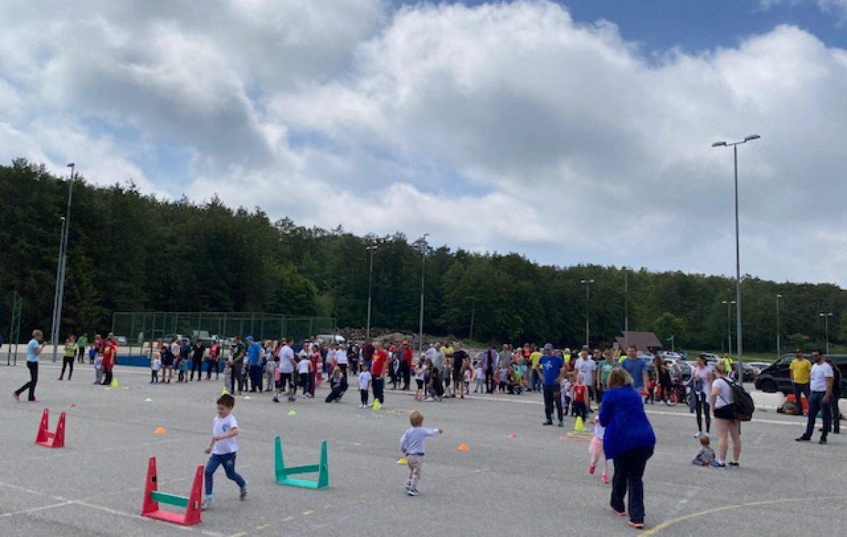 Danas se nastavlja Festival sportske rekreacije Platak 2020.