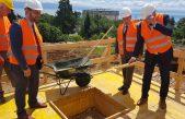 VIDEO/FOTO Postavljen kamen temeljac: Lovran dobiva 30 novih POS-ovih stanova