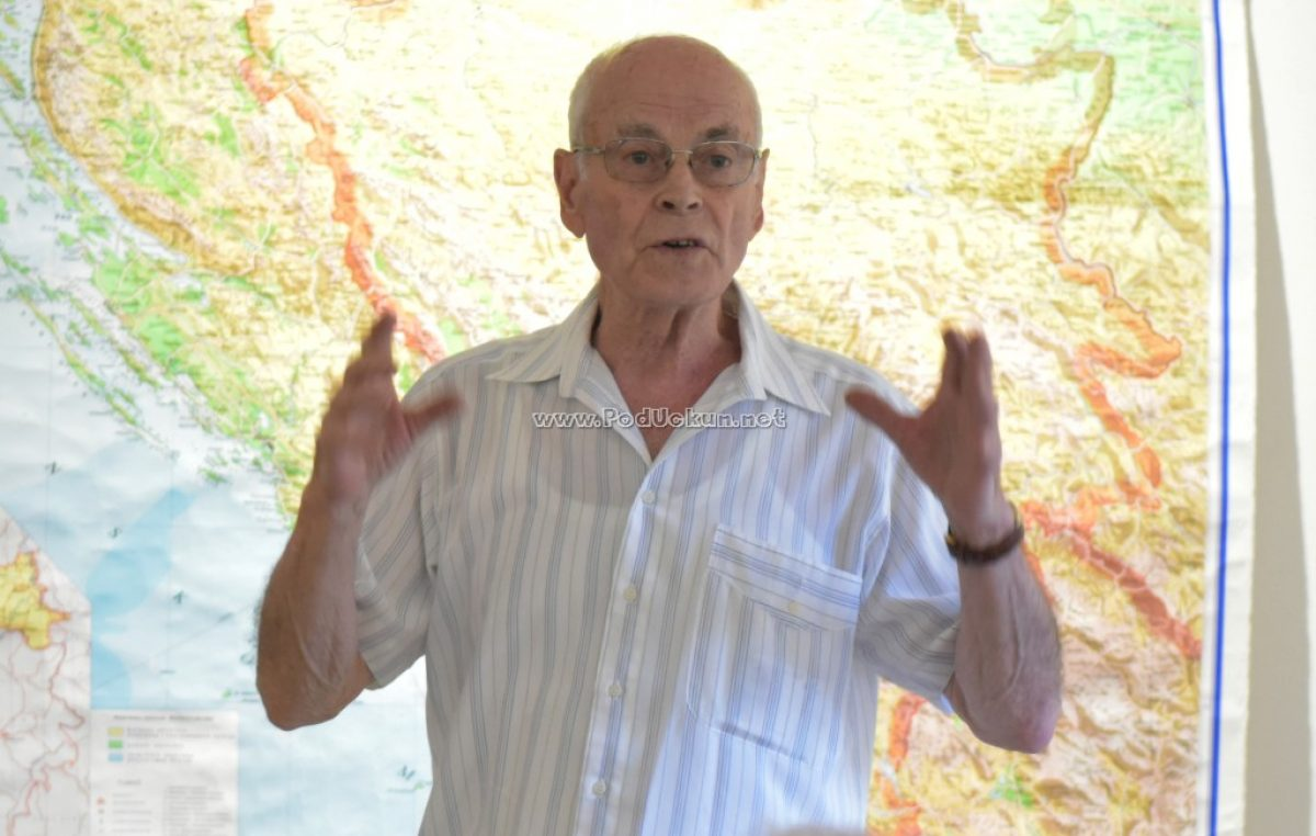 Predavanje Josipa Dukića izazvalo veliki interes javnosti @ Lovran