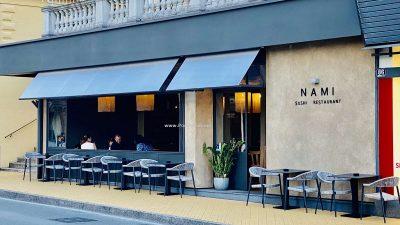 U OKU KAMERE U centru Opatije otvoren je sushi restaurant Nami