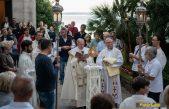 Procesijom i blagoslovom obilježeno Tijelovo @ Volosko, Opatija