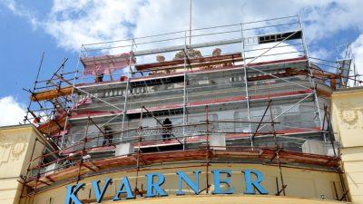 FOTO Ulaganje u obnovu hotela Kvarner vrijedno je 23,5 milijuna eura