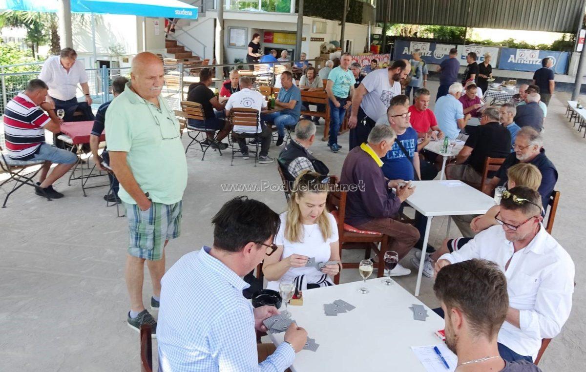 FOTO/VIDEO Održan turnir u briškuli i trešeti 'Opatija 2020.' – Felić i Vukelić najbolji kartadori