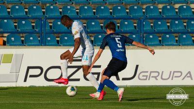 Varaždin i Rijeka odigrali bez pobjednika i bez golova