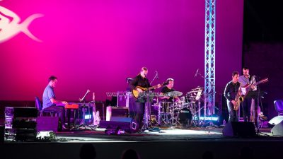 FOTO/VIDEO Jazz se vratio u grad – Započeo jubilarni 20. Liburnia Jazz Festival