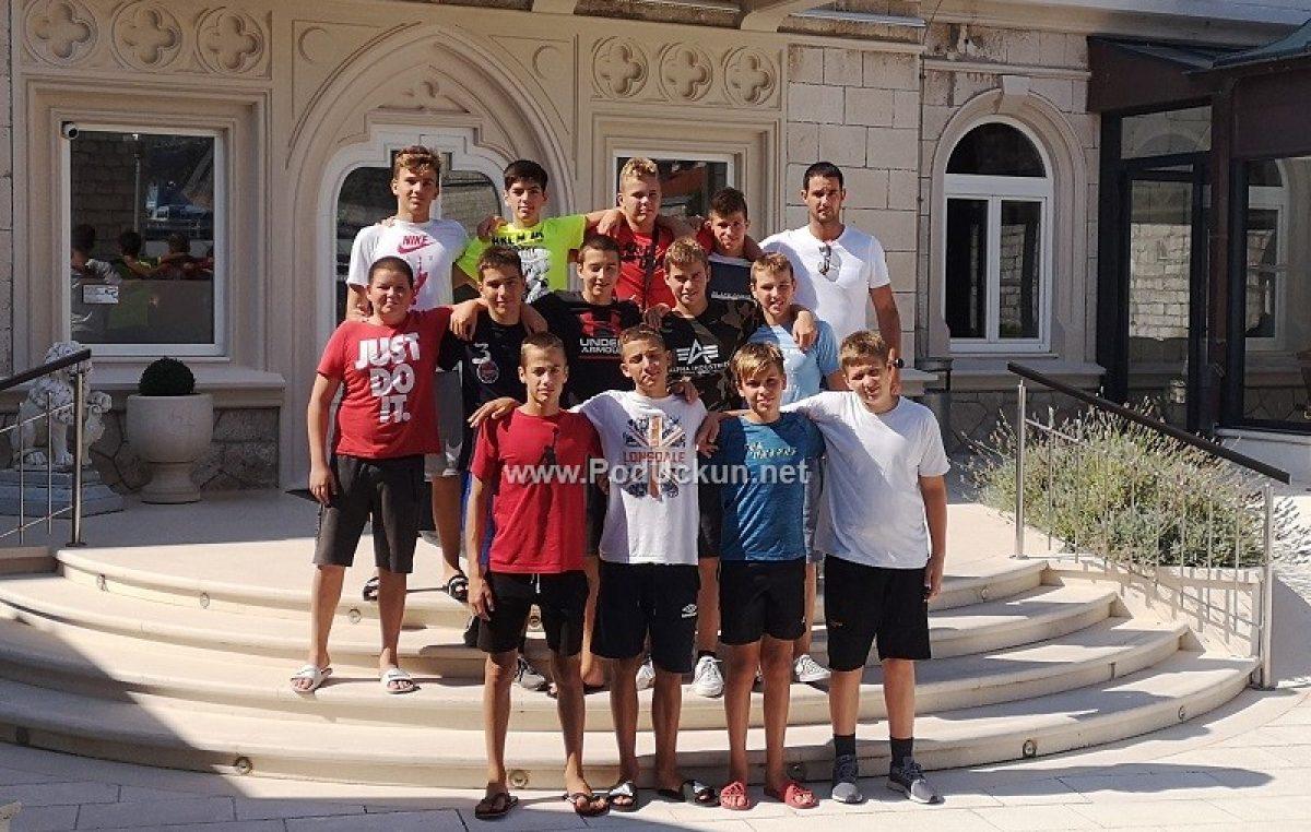 Završnica kupa Hrvatske za kadete : Opatijci završili jedanaesti