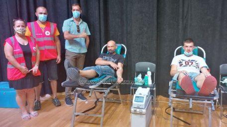 Ove srijede dvije akcije dobrovoljnog darivanja krvi @ Ika, Lovran