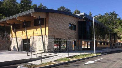 FOTO Centar za posjetitelje Poklon zasjao u novom ruhu – Završeni radovi na objektu, a okoliš je uređen