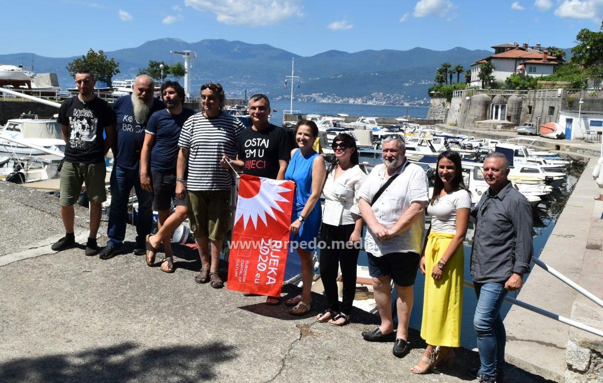 FOTO Sve je spremno za svečano otvarenje i proglašenje Kantride Europskim kvartom kulture 2020. @ Rijeka