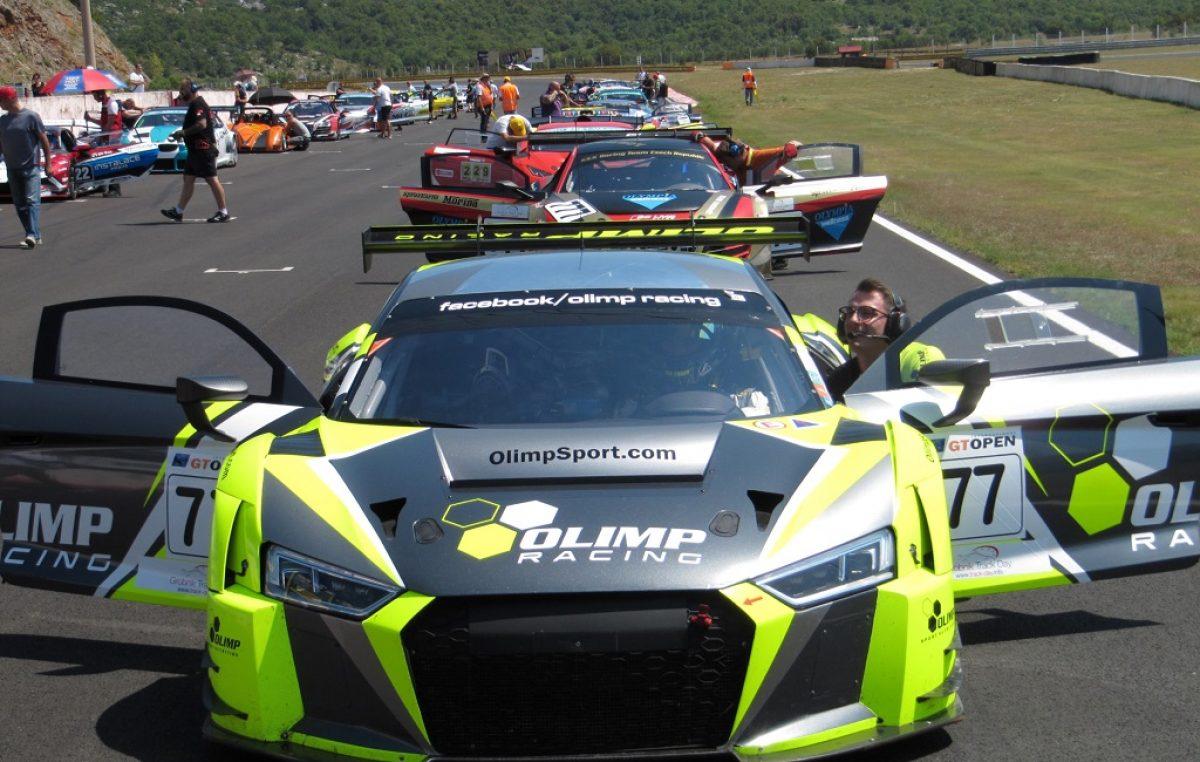 Automotodrom Grobnik dočekuje međunarodnu kružnu auto utrku