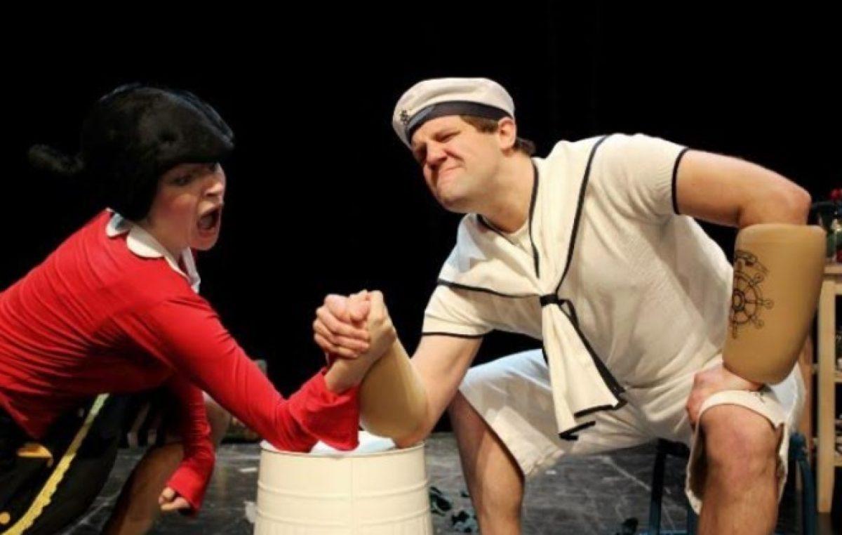 Hrabri mornar Popaj spustit će sidro na opatijskoj Ljetnoj pozornici