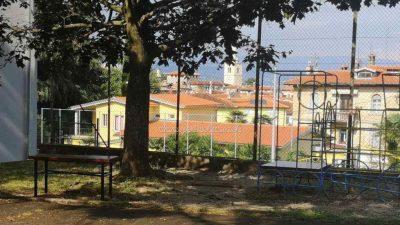 U OKU KAMERE: Sanirane oštećene klupice i sprave na školskom igralištu @ Lovran