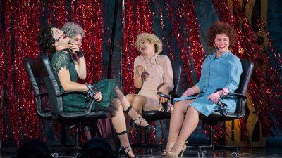 "FOTO Predstavom ""Preko veze"" Teatra Moruzgva otvoren dramski program KKL-a"
