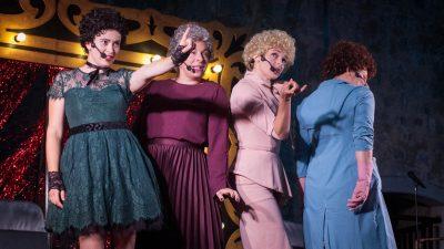 "Predstavom ""Preko veze"" Teatra Moruzgva otvoren dramski program KKL-a"