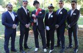 VIDEO Koktelsi obavili spot za novi singl 'Lijepa naša' s kojim nastupaju na CMC festivalu