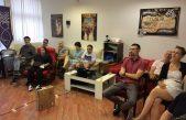 FOTO Opatija Coffeehouse Debates: Mia Biturajac održala predavanje 'Stoička filozofija i dobar život'
