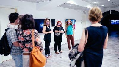 """U OKU KAMERE Nedavno je otvorena druga sekcija međunarodne putujuće izložbe """"Women (RI)visible"""""""