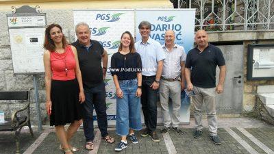 Darijo Vasilić: Mladima je dosta populizma i prigodničarskih riječi, izgubili su vjeru u politiku i institucije @ Opatija