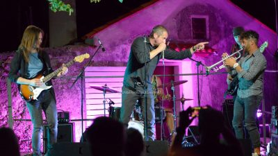 FOTO Startao je 2. Jerry Ricks Blues Festival – Riccardo Staraj &  Midnight blues band s gostima oduševili publiku u Mošćenicama
