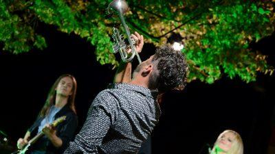 Startao je 2. Jerry Ricks Blues Festival – Riccardo Staraj &  Midnight blues band s gostima oduševili publiku u Mošćenicama
