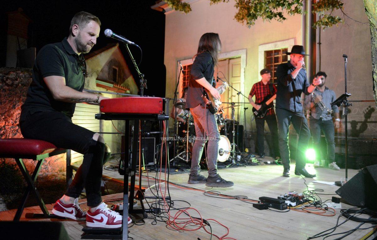 Riccardo Staraj & Midnight blues bando ft. Mauro Staraj i RM conversation ove subote u Velebitu