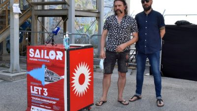 VIDEO 3. Sailor festival donosi ekskluzivni trosatni koncert Leta 3, arhitektonsko rješenje zvučnog karburatora, Turiste i Projekt