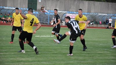 Opatija u pripremnoj utakmici svladala Labin golom Pejanovića