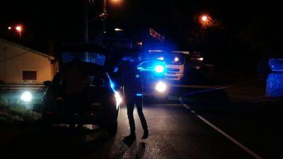 VIDEO Snimili smo 'neobičan ulov' policajaca: Prilikom obilaska terena uhvatili serijske kradljivce goriva
