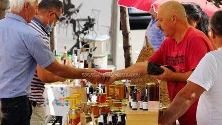 U OKU KAMERE Ukusne namirnice i zdrava hrana privukle Opatijce na Žmergov sajam @ Opatija