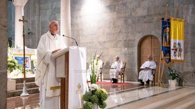 FOTO Održano slavlje sv. Ignacija te obilježen zlatni jubilej svećeništva o. Ignacija Čižmešije @ Opatija