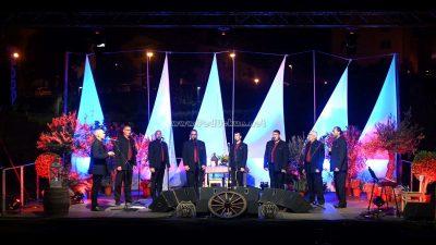 FOTO/VIDEO Cjelovečernjim koncertom uz sjajne goste klapa Skalin obilježila deset godina uspješnog rada