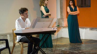 U OKU KAMERE Kastavsku Gradsku ložu ispunila klasična glazba u izvedbi Kristine Owais, Karle Mazzarolli i Stipeta Bilića