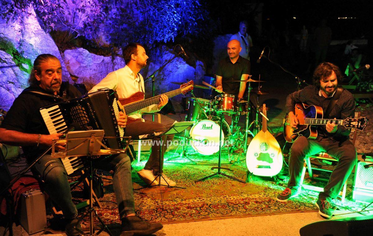 FOTO Nezaboravno glazbeno iskustvo uz Ipavec-Majstorović kvartet na Morskom prascu