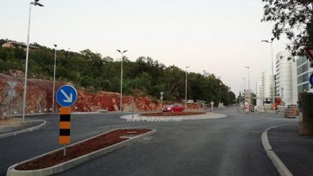 FOTO Jučer je otvorena Opatijska ulica – u prvi plan iskočio velebni hotelski resort Hilton Costabella
