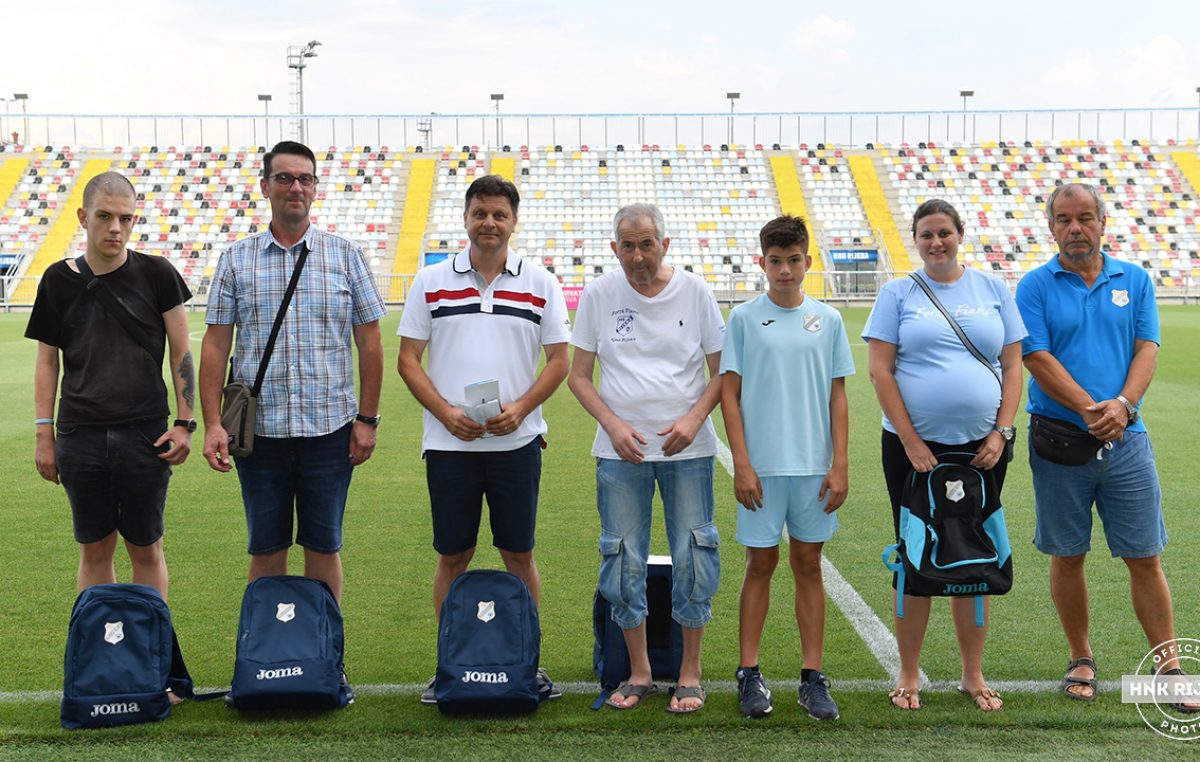 HNK Rijeka nagradio najvjernije navijače