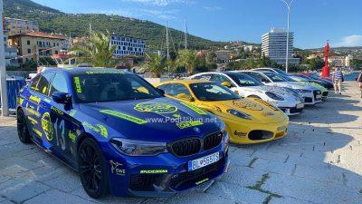 VIDEO/FOTO Skupocjeni automobili okupirali opatijski mul – Sudionici Onelife rallyja na putu prema Malti stali u Opatiji
