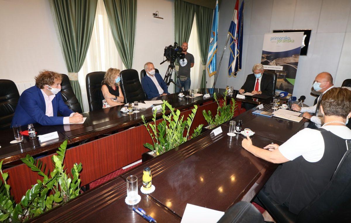 Liburnia Riviera Hoteli donirali 1,3 milijuna kuna Nastavnom zavodu za javno zdravstvo PGŽ